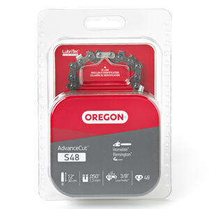 Oregon  Advance Cut  12 in. 48 links Chainsaw Chain