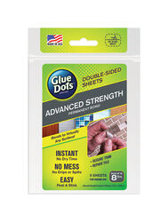 Glue Dots  Advanced Strength Permanent Bond  Glue  Adhesive  5 sheet