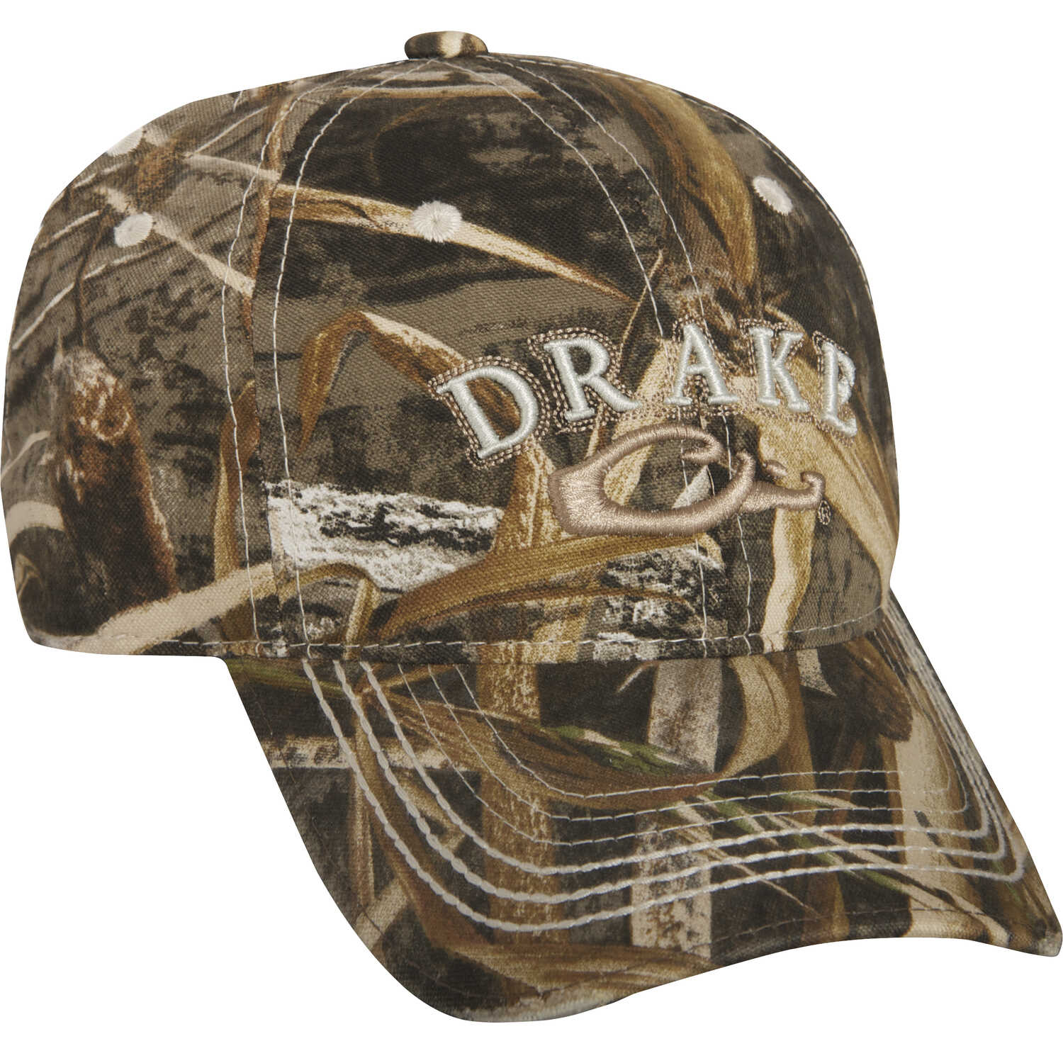 Drake  Mesh Back Cap  Camouflage  One Size Fits All