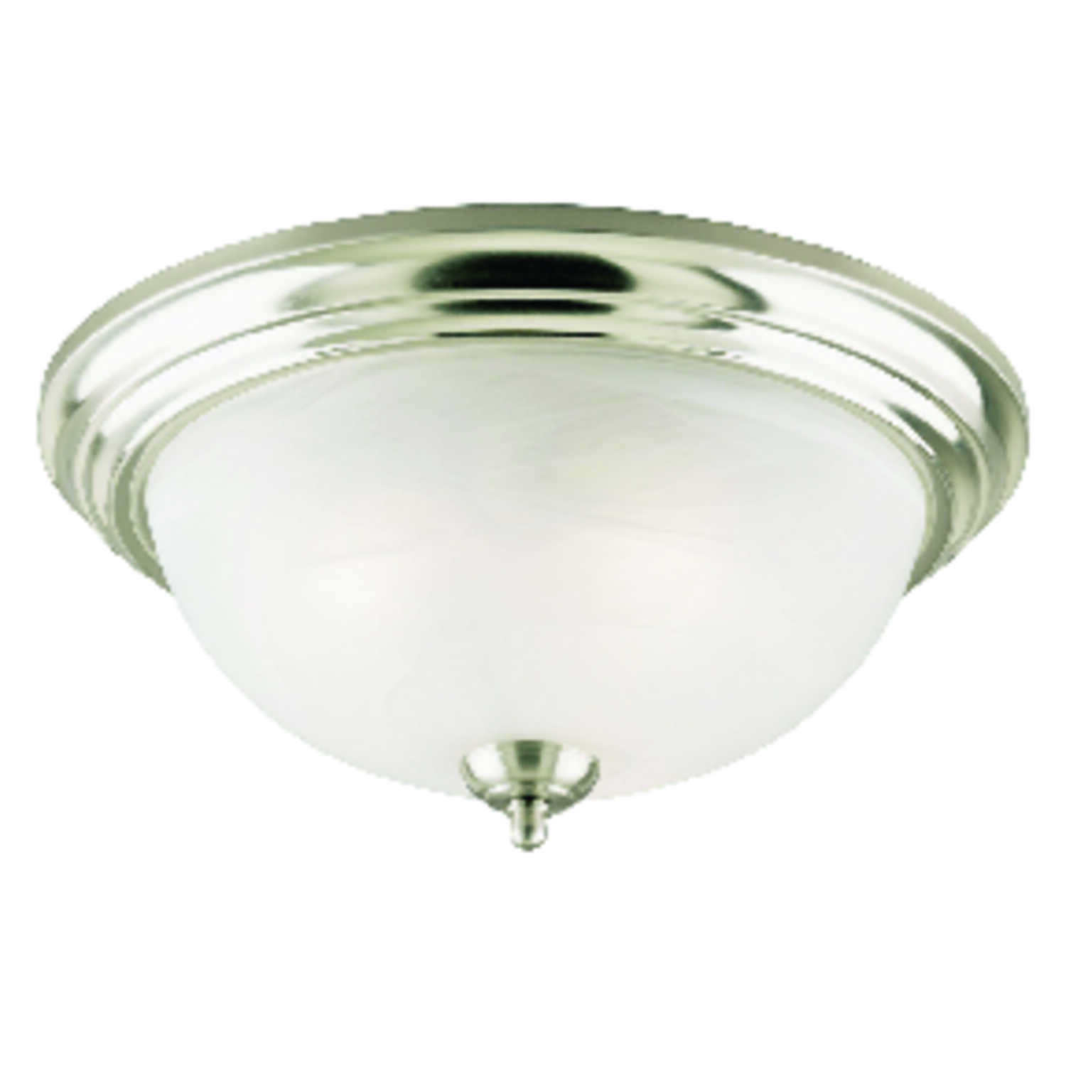 Westinghouse  6-3/4 in. H x 15 in. W x 15 in. L Ceiling Light