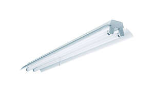 Metalux  Fluorescent Light Fixture  5.375