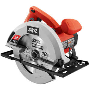 SKILSAW  7-1/4 in. Corded  13 amps Circular Saw  Kit  5300 rpm