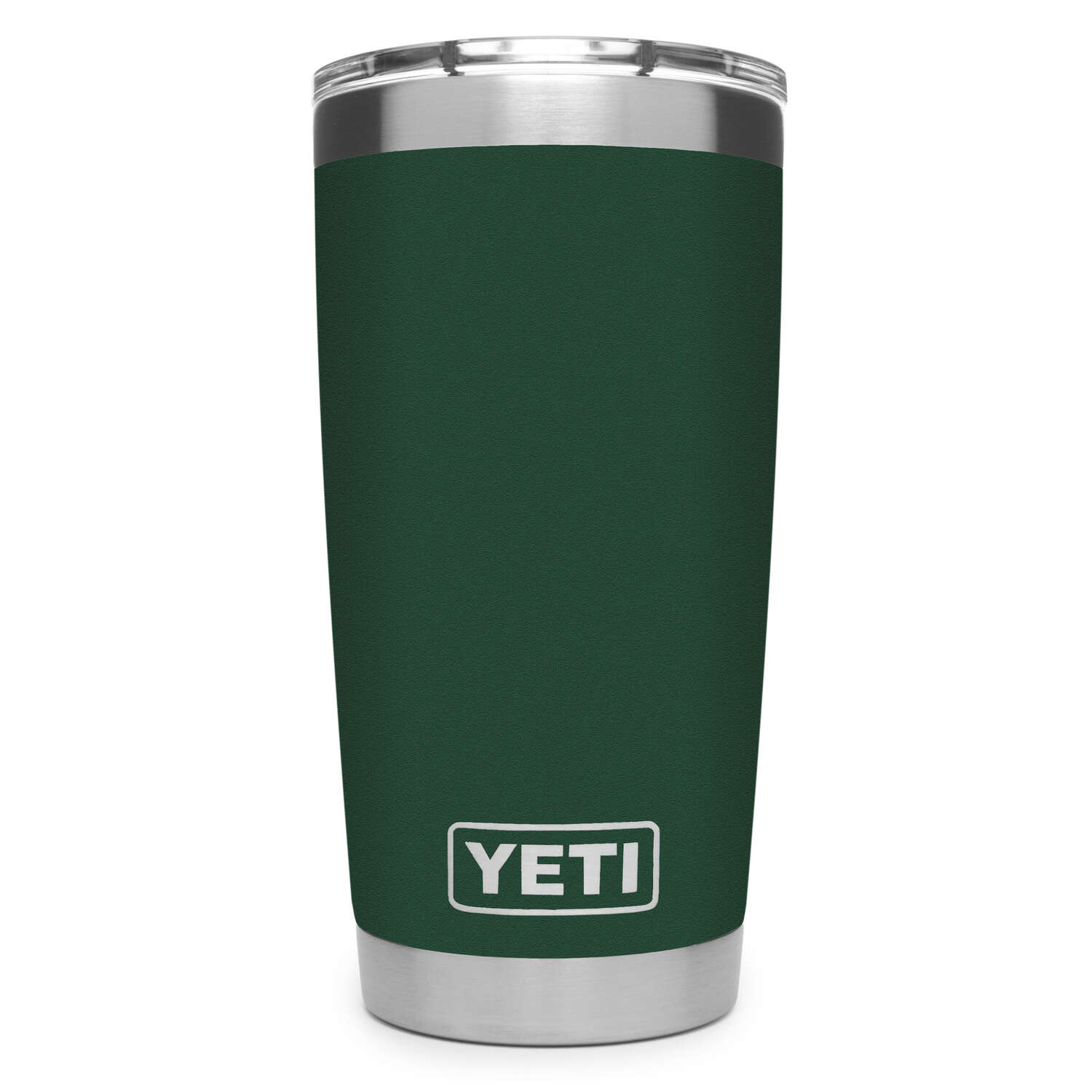 YETI  Rambler  20 oz. Tumbler with MagSlider Lid  Northwoods Green
