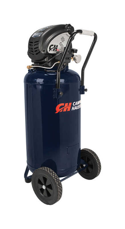 Campbell Hausfeld  26 gal. Portable Air Compressor  1.3 hp 150 psi