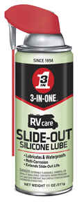 3-IN-ONE  RV Care  Slide Out  Silicone Lubricant  11 oz. Can