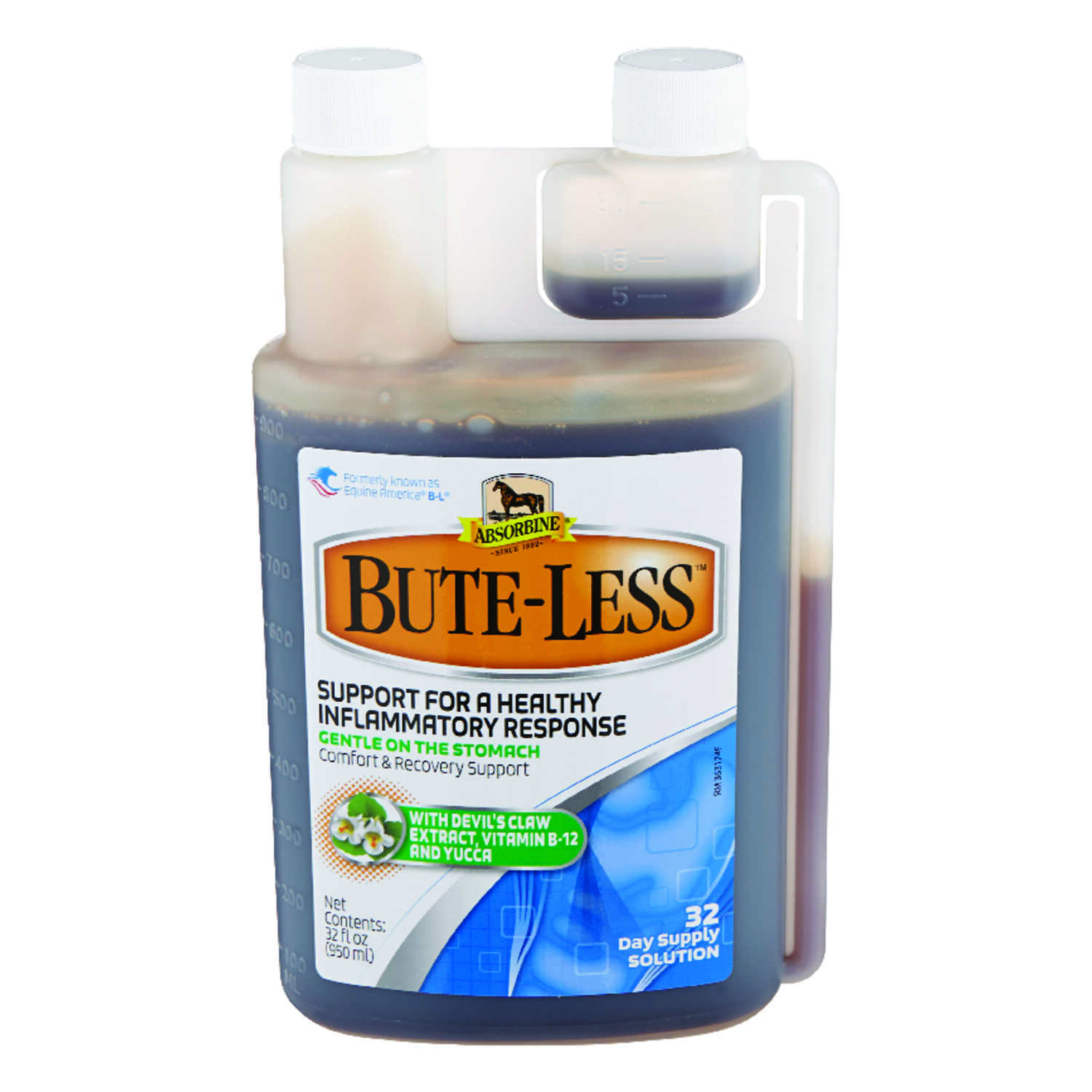 Bute-less  Liquid  Inflammatory Support  For Horse 1 qt.