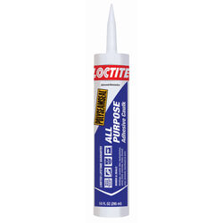 Loctite Polyseamseal Almond Acrylic Latex Adhesive Caulk 10 oz.