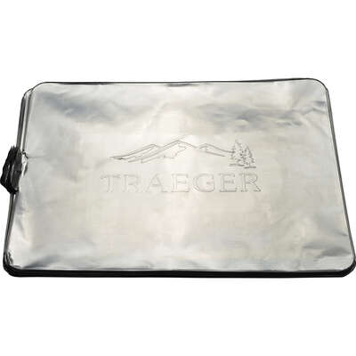 Traeger  Pro 34  Aluminum  Drip Pan Liner  For Pro 34, Elite 34, Eastwood 34 32.25 in. L x 15.75 in.