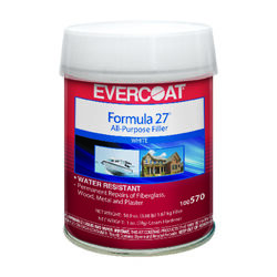 Evercoat Formula 27 All-Purpose Filler 1 qt.