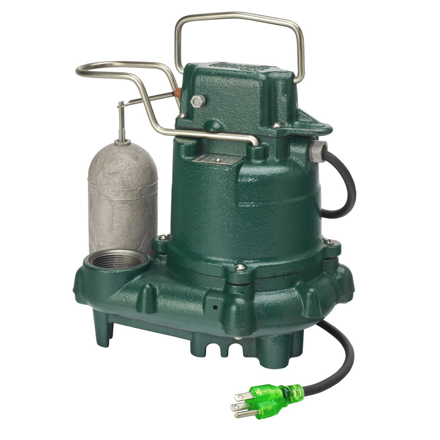 Zoeller  Model 63  3/10 hp 43 gpm Cast Iron  Submersible Sump Pump