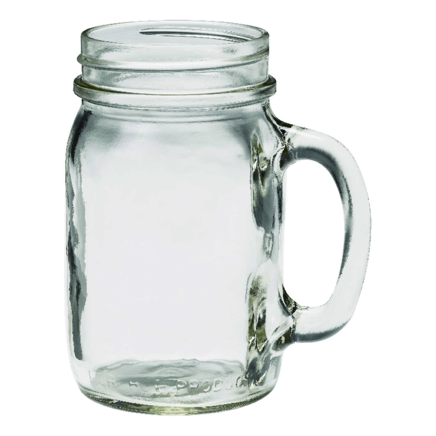 Golden Harvest  Clear  Glass  Mug  1 pk