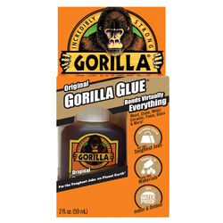 Gorilla High Strength Glue Original Gorilla Glue 2 oz.