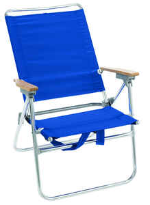 Rio Brands  Hiboy  5 position  Beach Chair