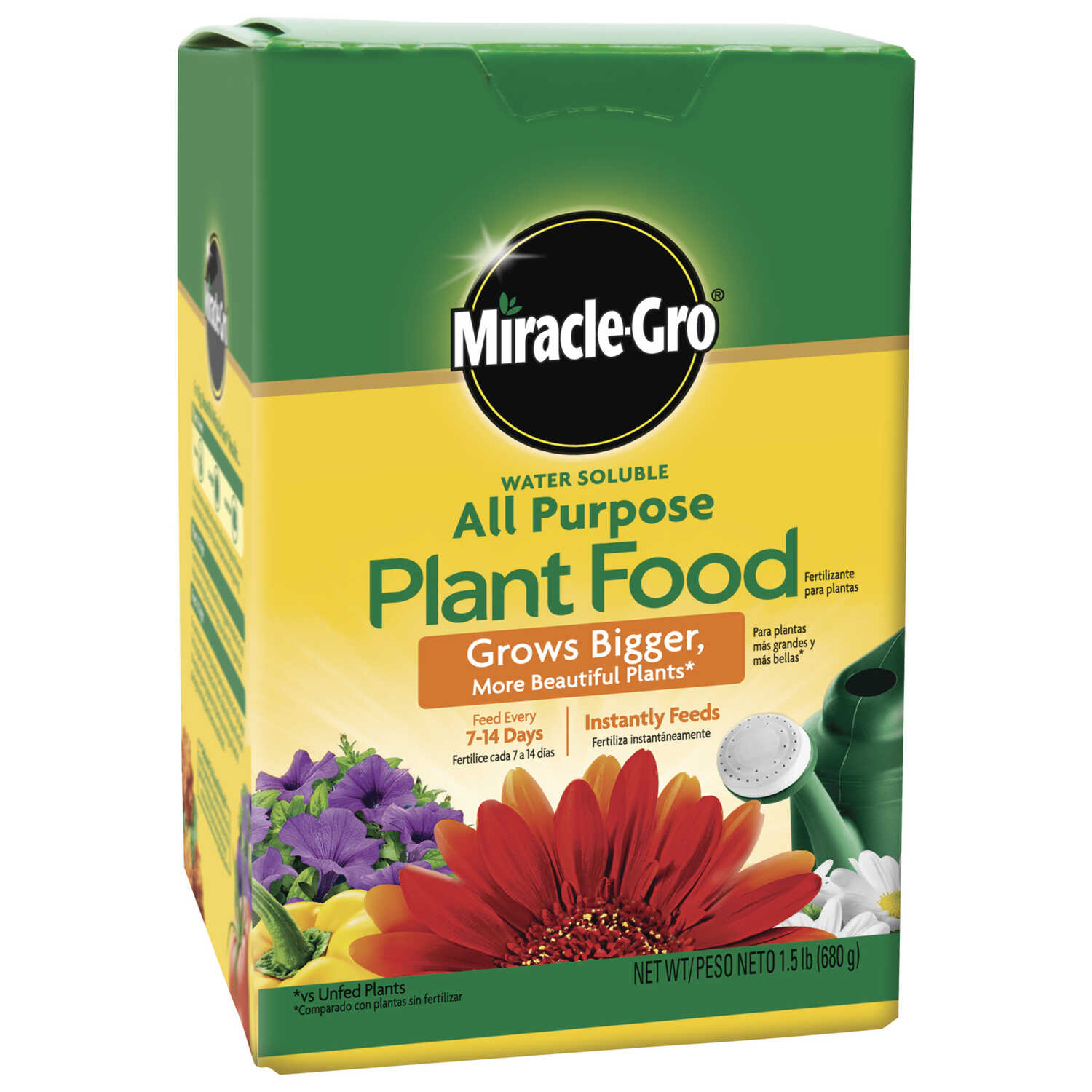 Miracle-Gro  All Purpose  Powder  Plant Food  1.5 lb.