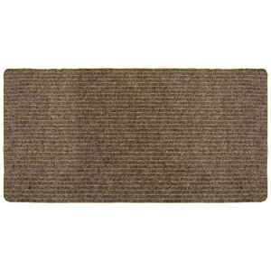 Multy Home  Concord  Nonslip 36  W x 50  L Tan  Carpet Runner