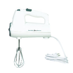 Cuisinart  White  3 speed Hand  Mixer