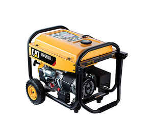 CAT  6500 watts Yellow  Generator