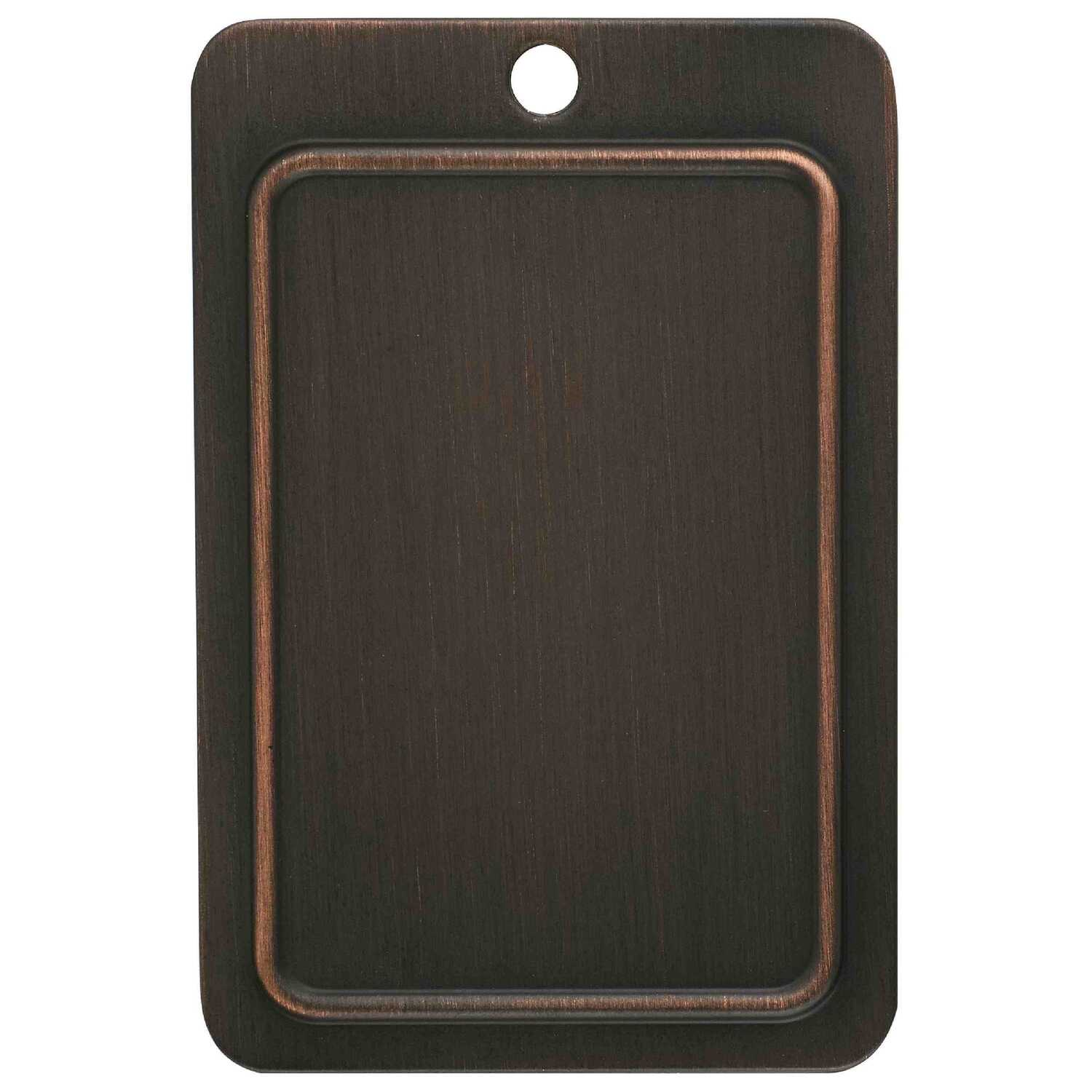Amerock  Candler Collection  Pull  Oil Rubbed Bronze  1 pk