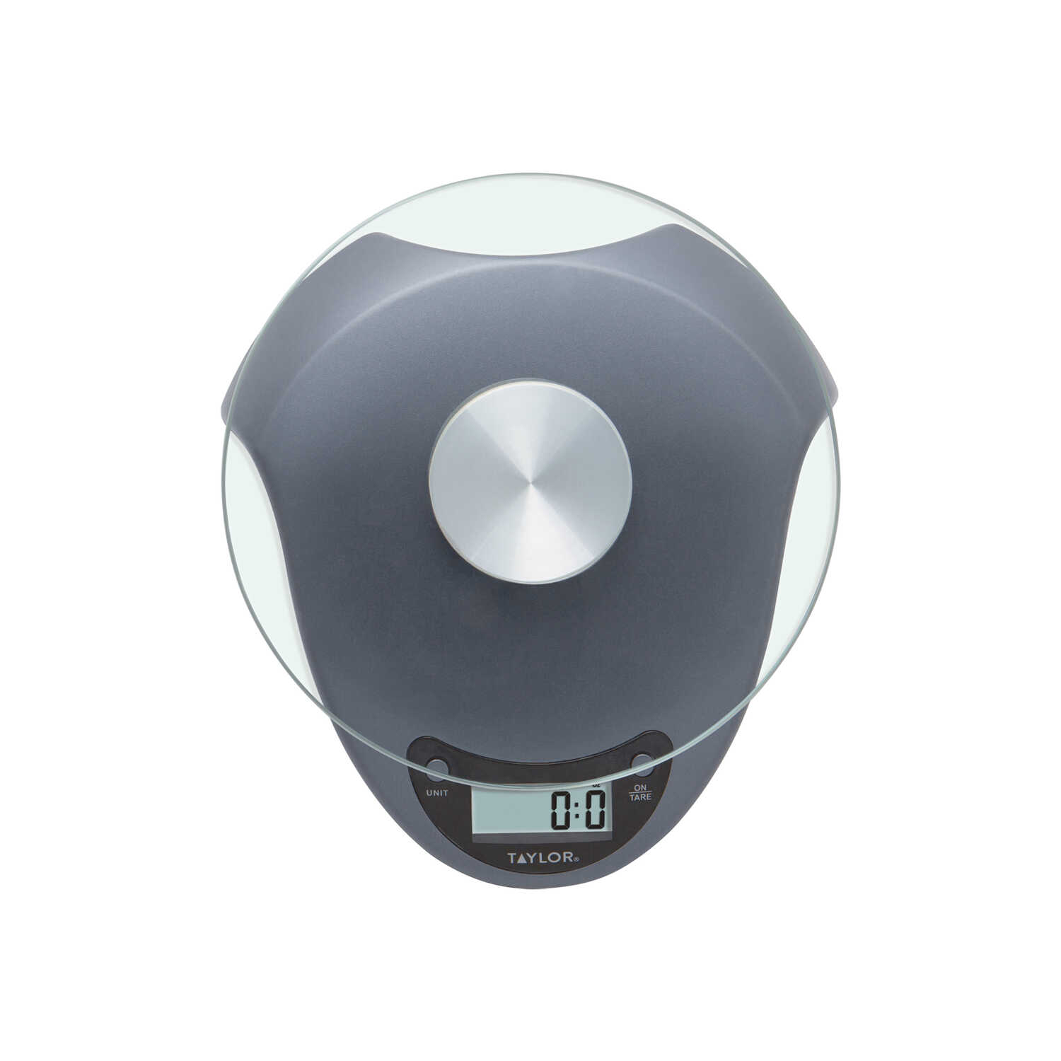 Taylor  Silver  Digital  Food Scale  6.6 lb.