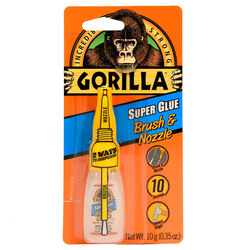 Gorilla High Strength Glue Super Glue 0.35 oz.