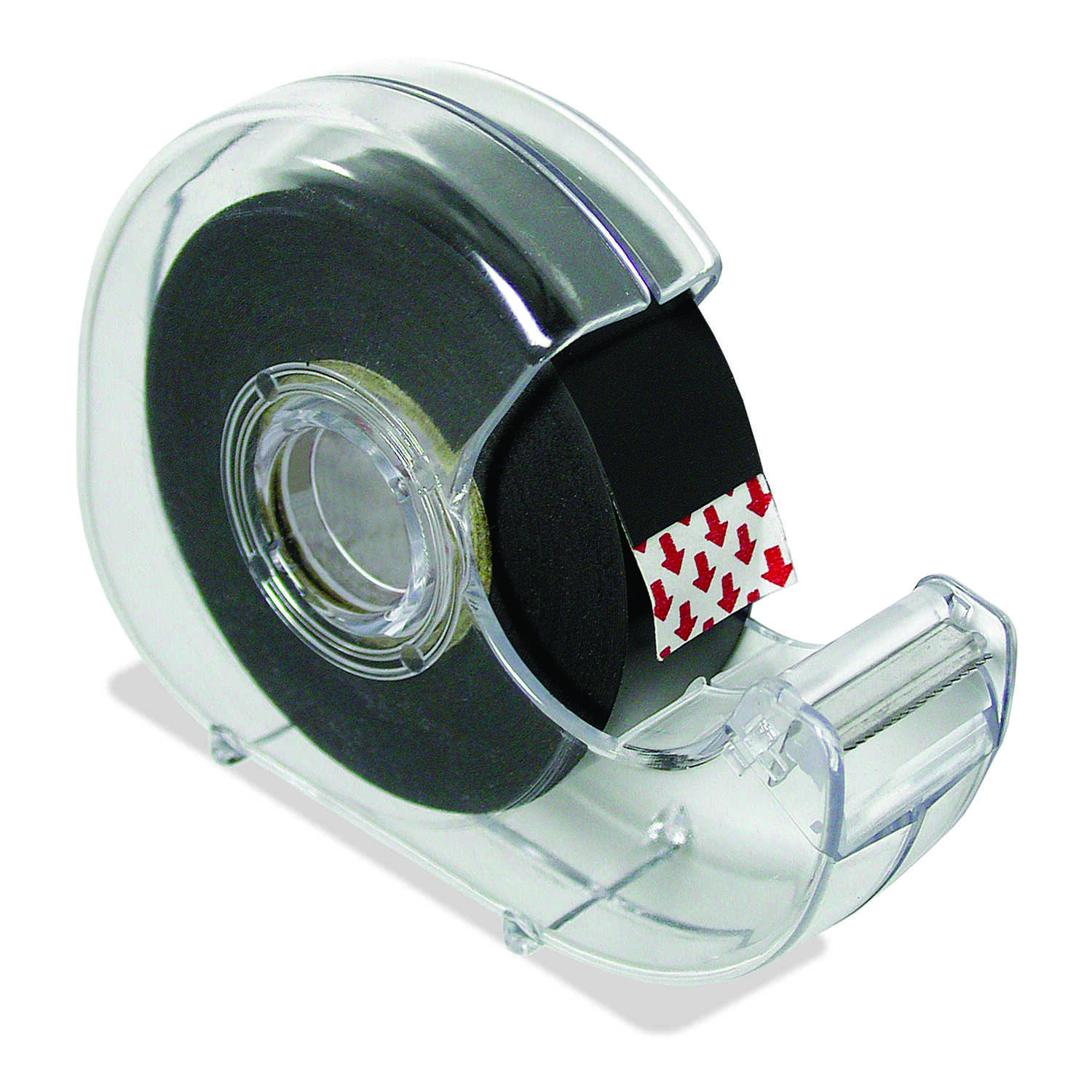 Master Magnetics  312 in. L x .75 in. W The Magnet Source  Mounting Tape  Black
