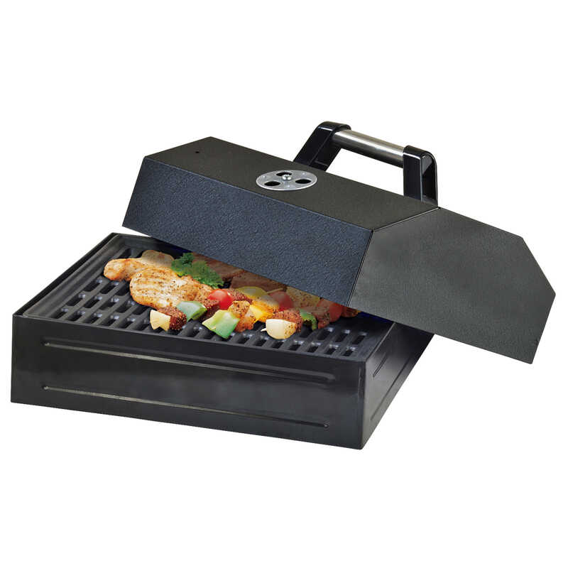 Camp Chef  Cast Iron  Grill Box