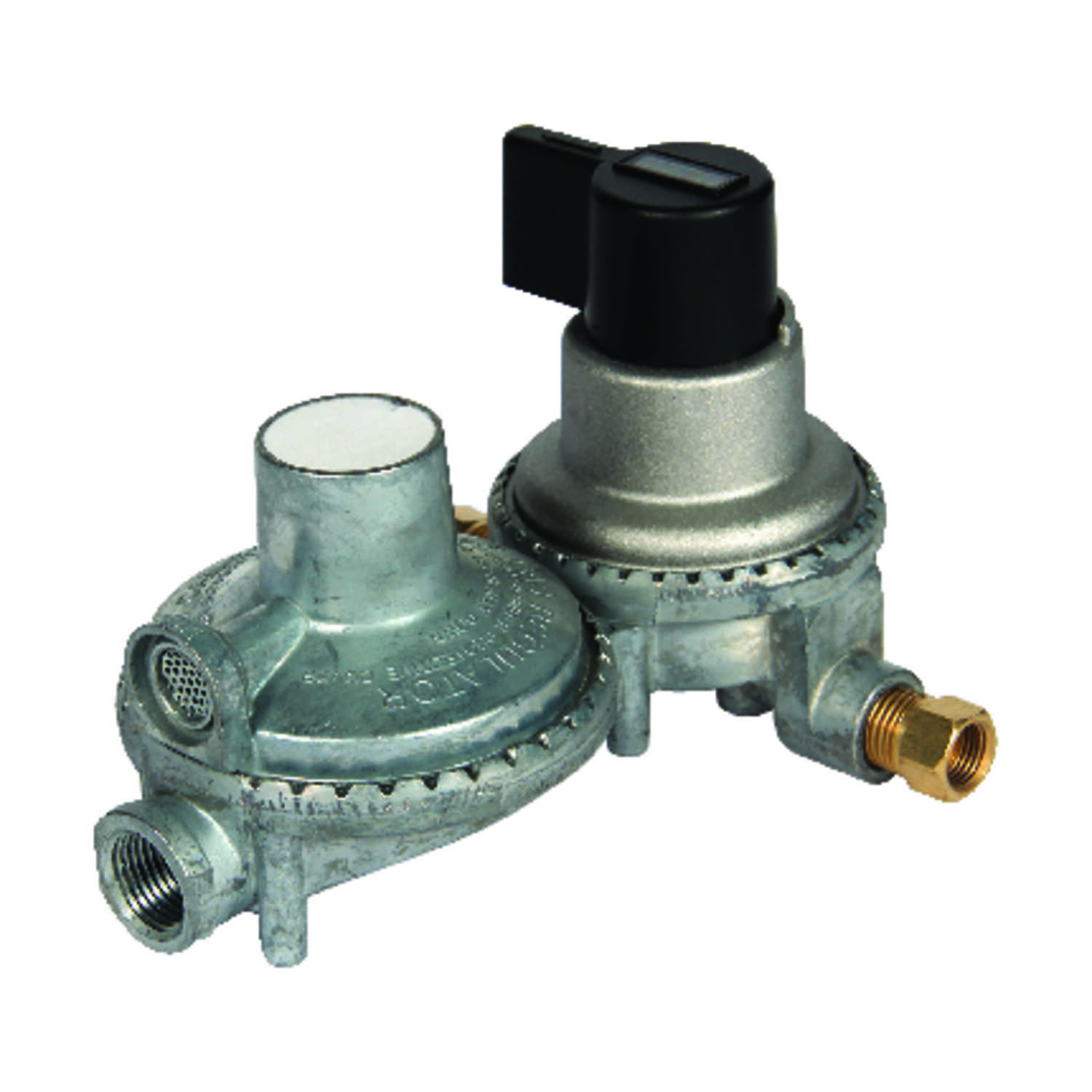 Camco  Propane Double Stage Auto-Changeover Regulator