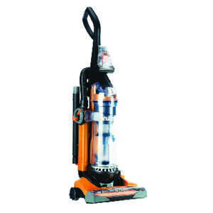 Eureka  AirSpeed UNLIMITED  Bagless  Upright Vacuum  12 amps Multi-Stage  Multicolored