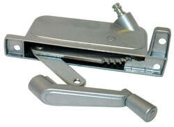 Barton Kramer  Silver  Aluminum  Right  Awning  Window Operator  For Keller/P.G.T. Windows