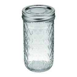 Ball  Regular Mouth  Canning Jar  12  12 pk