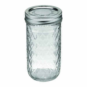 Ball  Regular Mouth  Canning Jar  12 oz. 12 pk