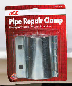 Ace  2 in. Dia. Steel  Pipe Clamps