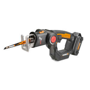 Worx  Axis  3/4 in. Cordless  Reciprocating/Jig Saw  Kit 20 volt 3000 spm