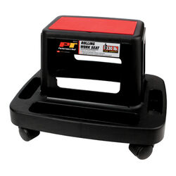 Performance Tool 13.4 in. H x 12.4 in. W x 18 in. L Mechanics Seat
