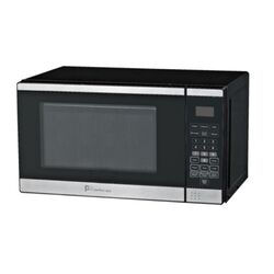 Perfect Aire  0.9 cu. ft. Black  Microwave  900 watt