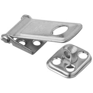 Stanley Hardware  Zinc-Plated  Steel  2-1/2 in. L Hasp