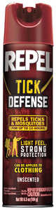 Repel  Tick Defense  Insect Repellent  Liquid  For Mosquitoes, Mosquitoes 6.5 oz.