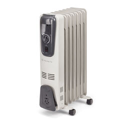 Soleil 169 sq. ft. Electric Oil Filled Heater 5118 BTU