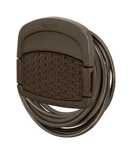 Suncast  Hose Hangout  150 ft. Wall Mount  Brown  Hose Holder
