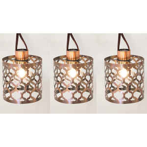 Living Accents  Incandescent  Moroccan  Light Set  Clear  13-1/2 ft. 10 lights