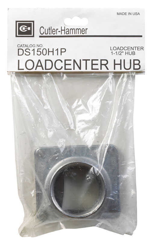 Eaton  Cutler-Hammer  Bolt-On  1.50 in. Hub  For B Openings