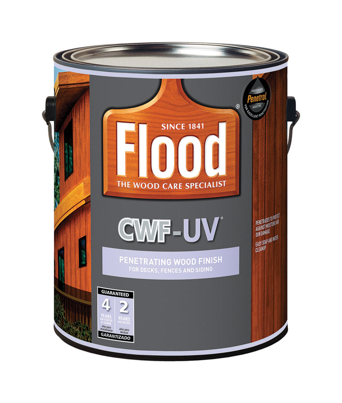 Flood Ppg Fld442 Cwf Clear Natural Exterior Wood Stain Voc: FindersCheapers.com