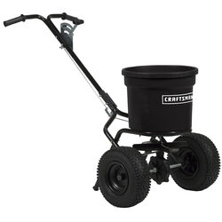 Craftsman  Broadcast  Spreader  80 lb. capacity