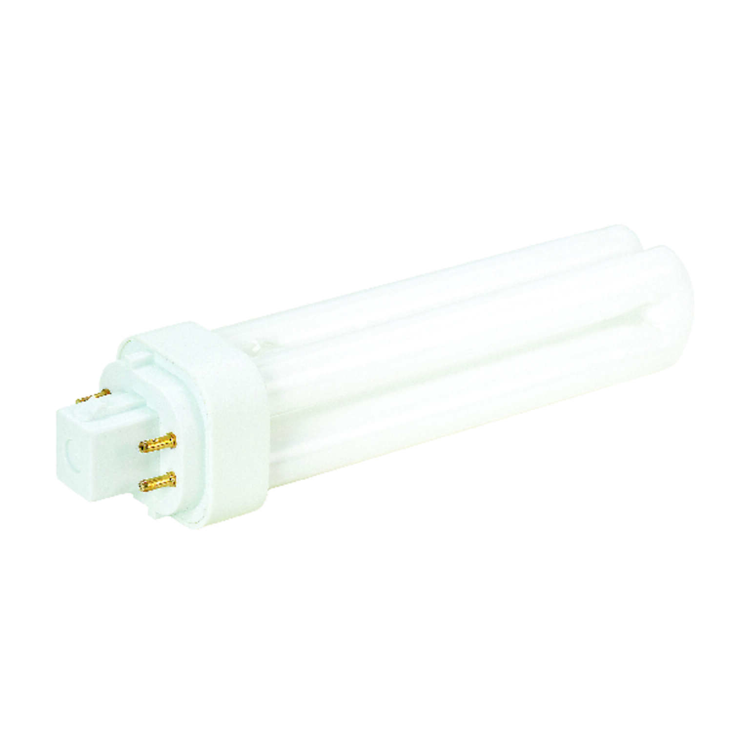 Westinghouse 18 watt DTT 5.81 in. L Fluorescent Bulb Cool White Tubular 3500 K 1 pk