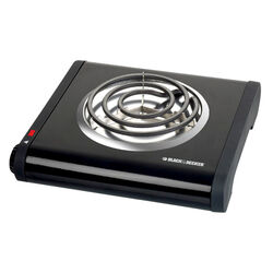 Black and Decker  1 burners Buffet Range Burner