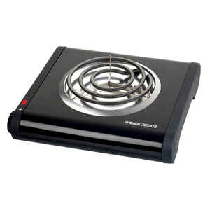 Black and Decker  1  Buffet Range Burner