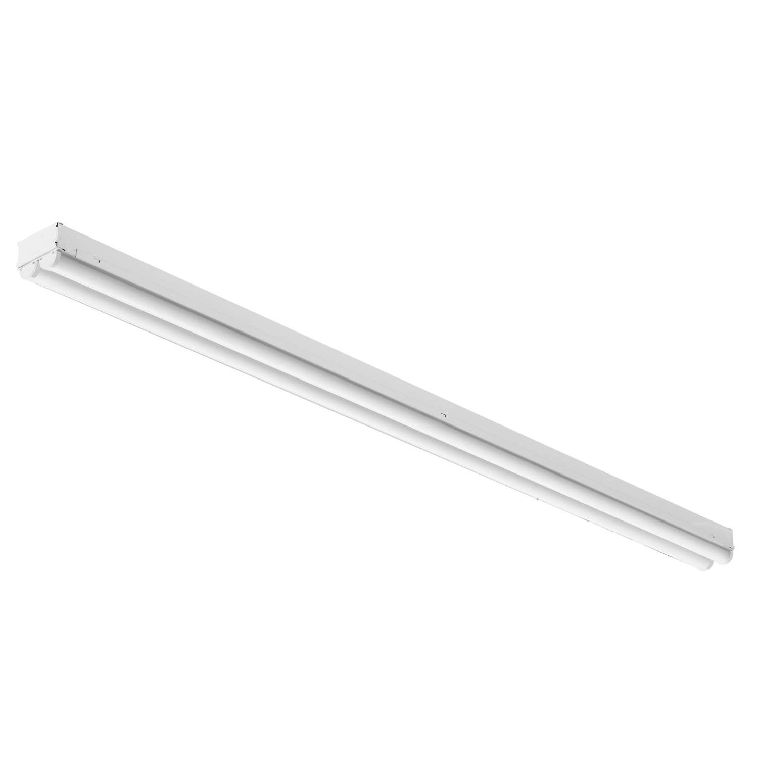 Lithonia Lighting  96 in. L White  Hardwired  LED  Strip Light  8200 lumens