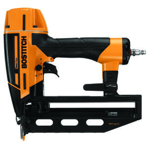 Bostitch  Smart Point  Pneumatic  16 Ga. Finish Nailer  Kit