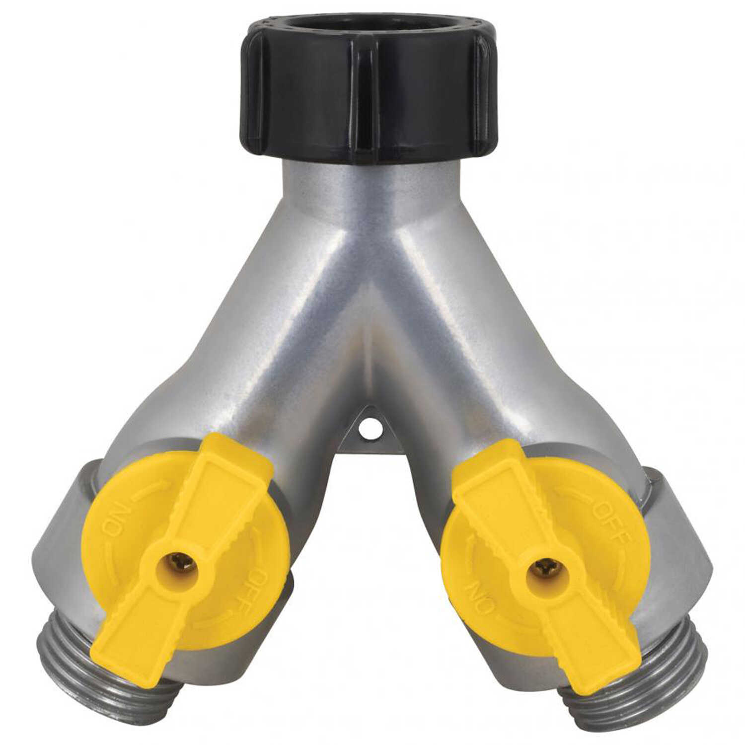 Ace  3/4 in. Metal  Threaded  Female/Male  2-Way Shut-off Valve