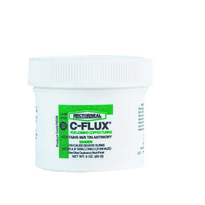 Rectorseal 3 oz. Lead-Free Soldering Flux Tin/Antimony 1 pc.